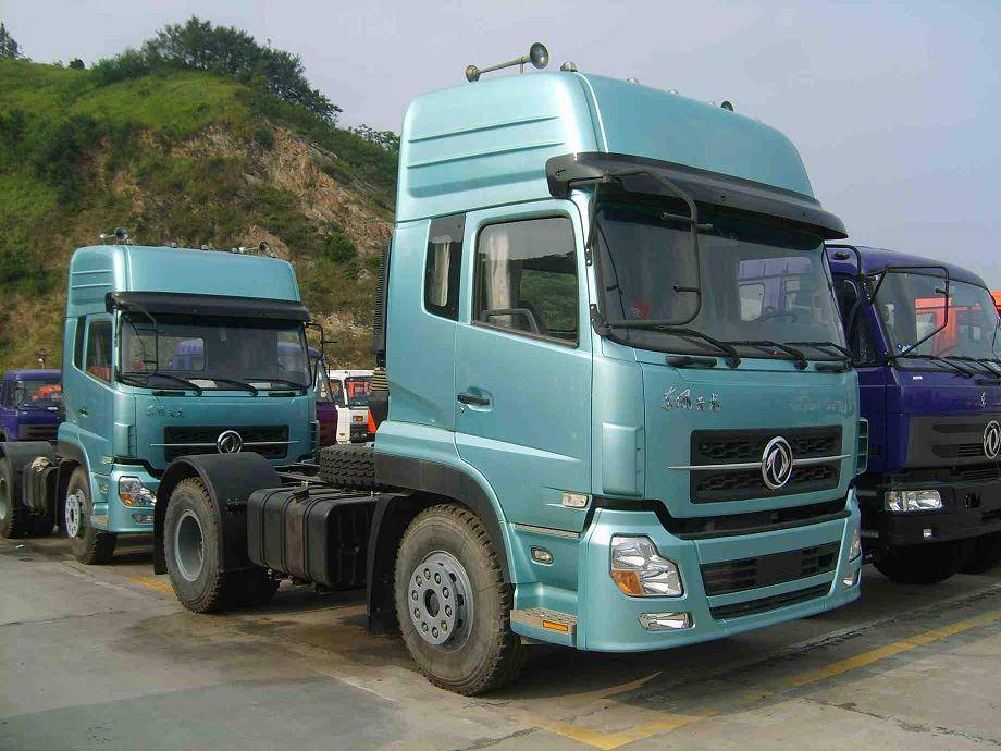 4*2 tractor truck tractor head semitrailer tractor DFL4181A5
