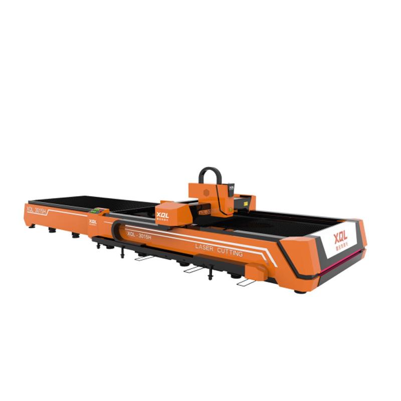 3015H Exchange Bed Fiber Laser Cutting Machine