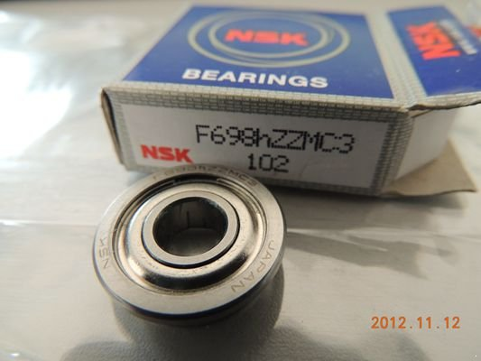 NSK F698ZZ Deep groove ball bearings