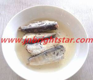 canned sardines in natural oil