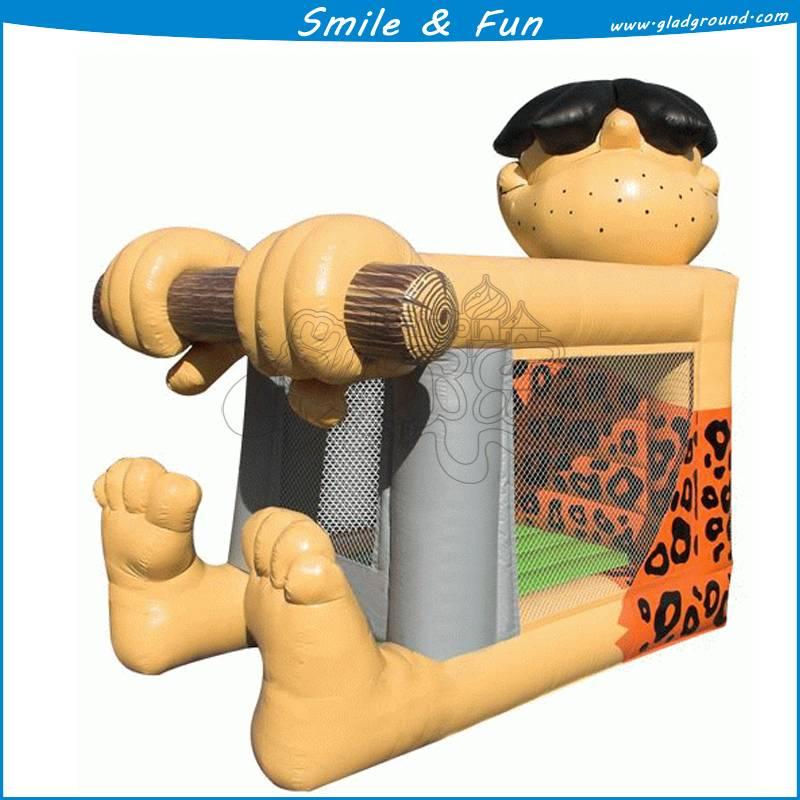 Outdoor inflatable bouncer castle,amusement park games for kids