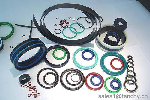 Silicone gasket seal
