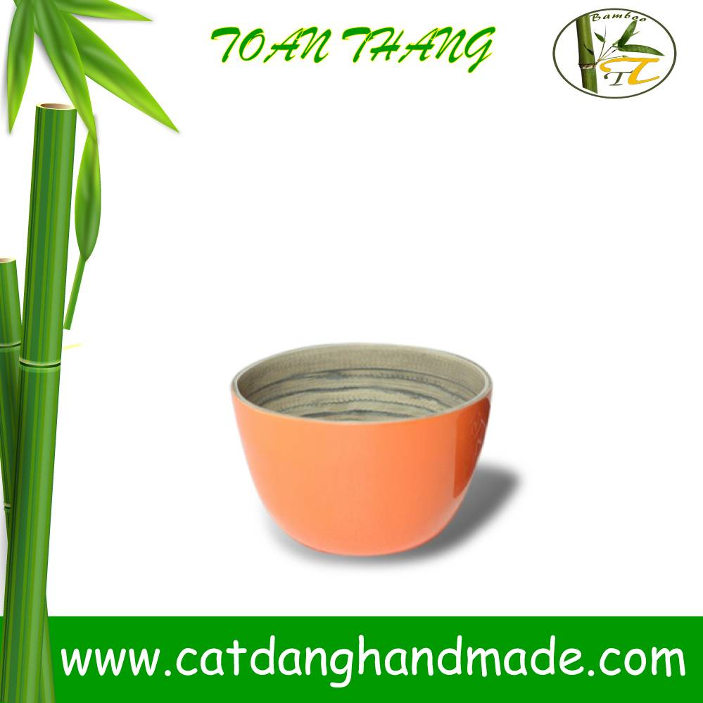 Eco-friendly bamboo bowl, bamboo bowl dinnerware type(skype: jendamy, Mob: +84 914542499)