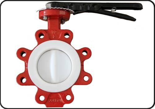 butterfly valve lug/wafer type