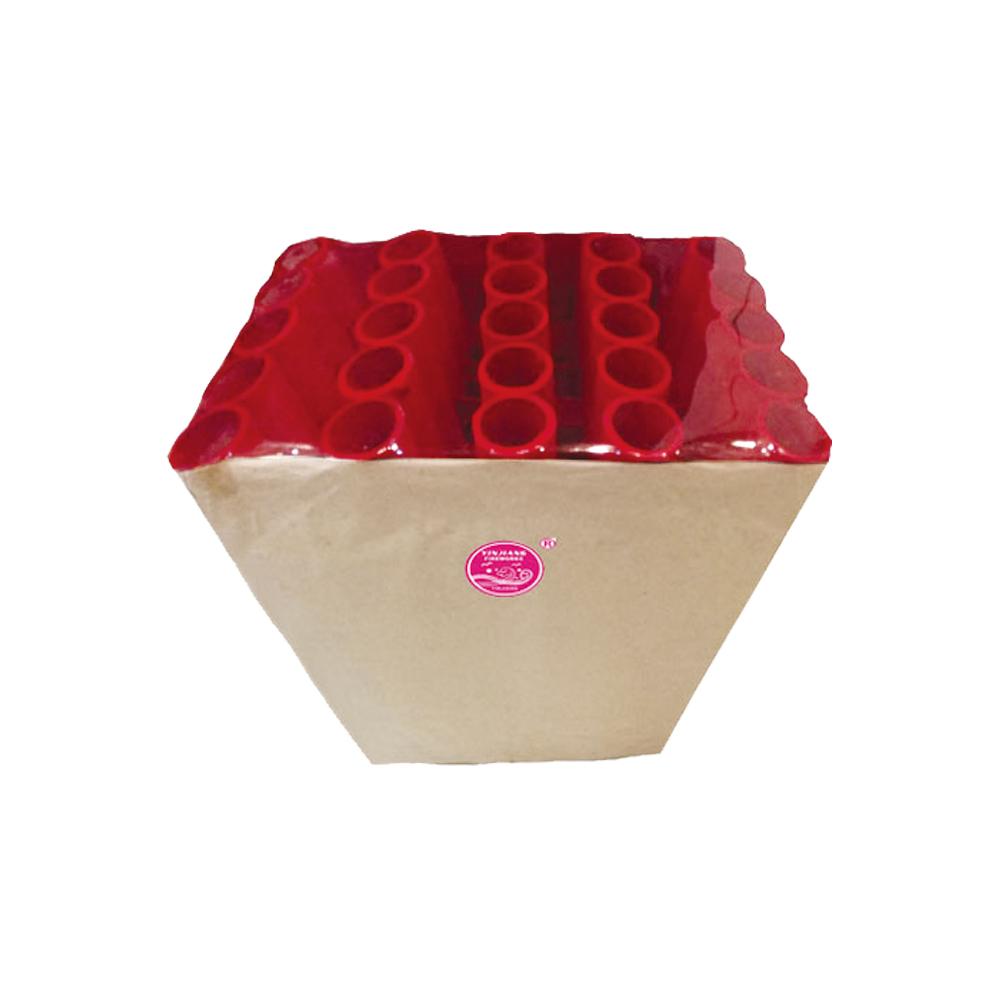 25s fan shape cakes