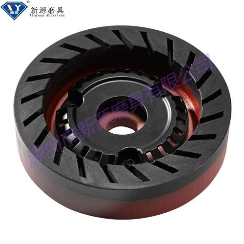 High quality glass resin wheel for beveling machine