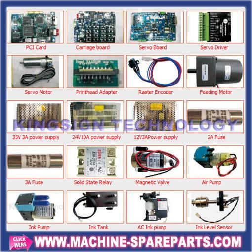 Myjet Printer Parts