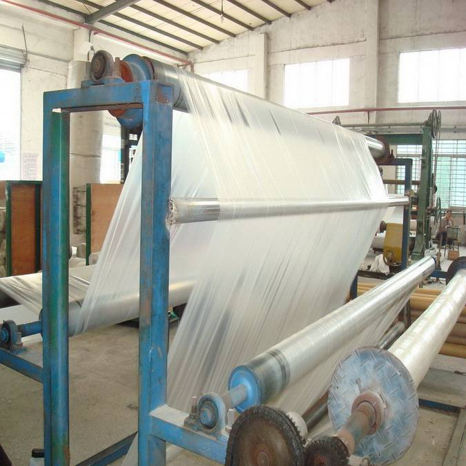 HDPE Cover Film for cutting room