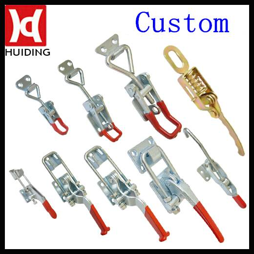 Huiding stainless steel adjustable toggle clamps