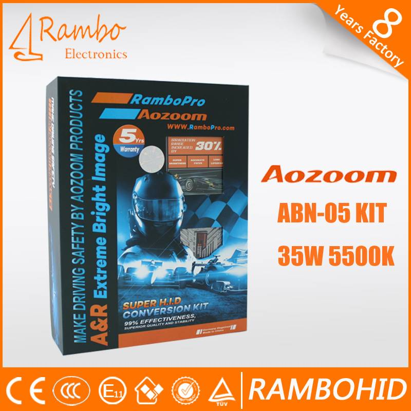 Aozoom ballast 35w ac 12v germany technology 2 year warranty
