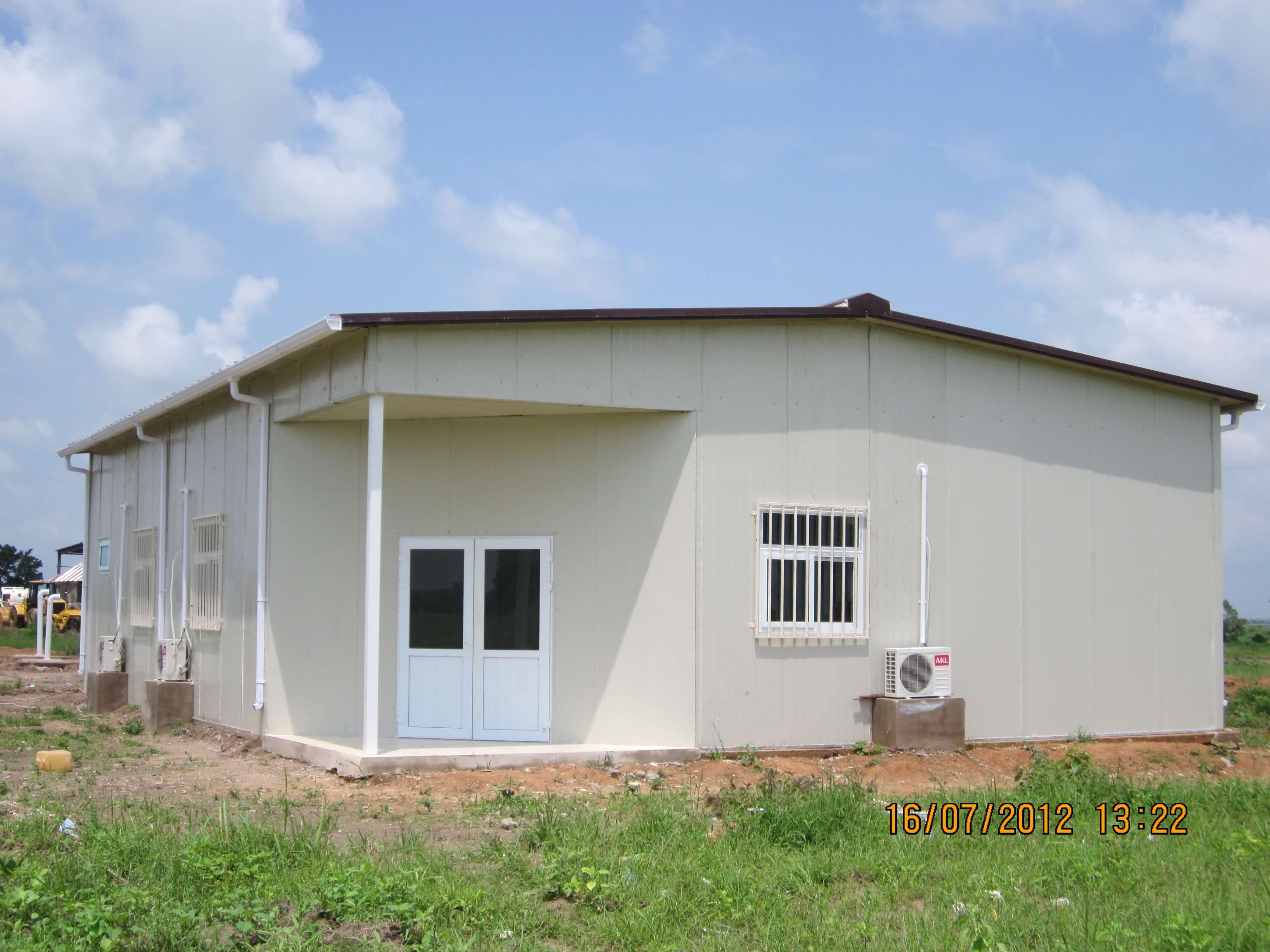 Office building-Prefab house