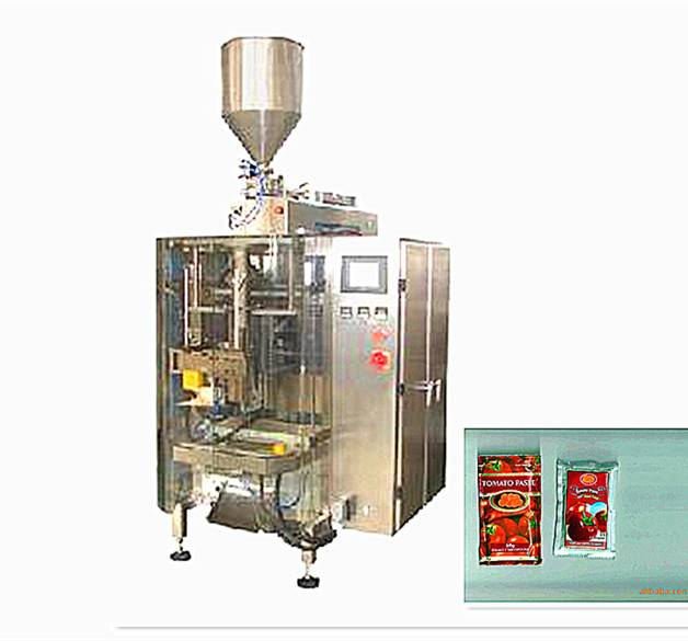 Automatic Ketchup Packing Machine (VFS5000D)