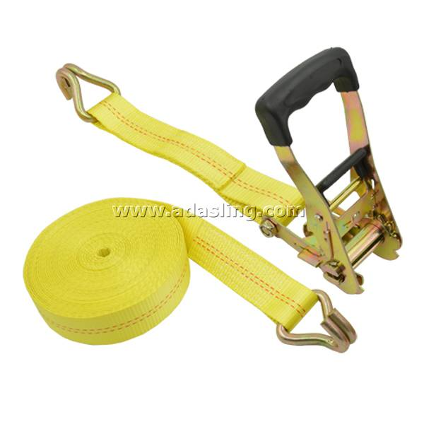Polyester Ratchet Straps Ratchet Tie Down Straps with hooks