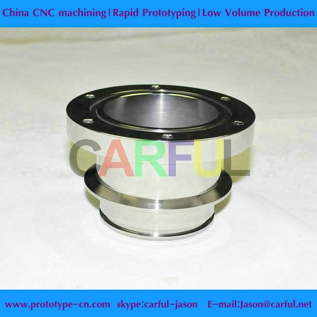 1.4305&1.4404 stainless steel precision parts China CNC manufacturing