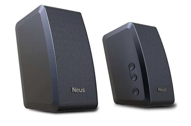 2.0 high-end desktop monitor Bluetooth speaker