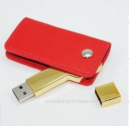 Rotating Key Flash Drive