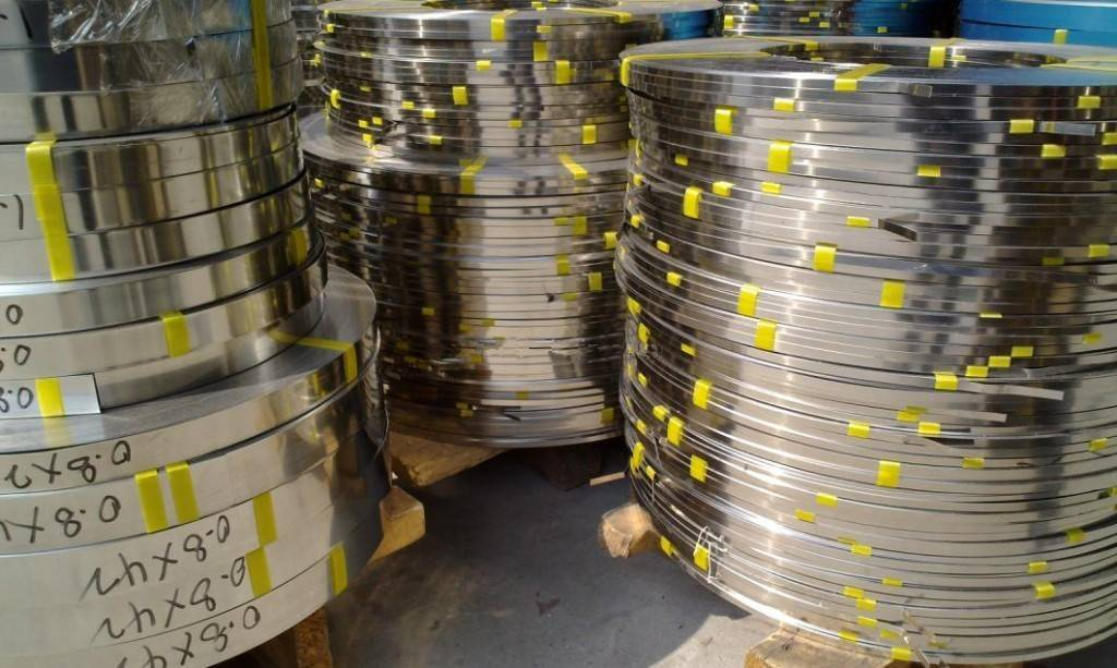 stainless steel tape 0.2mm thickness for optical cable