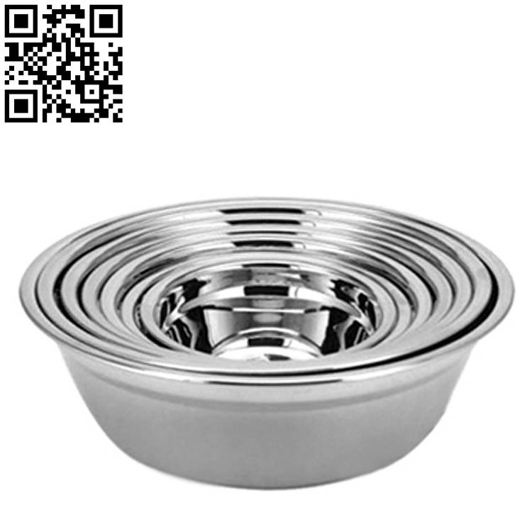 Stainless steel Soup basin ZD-TP03