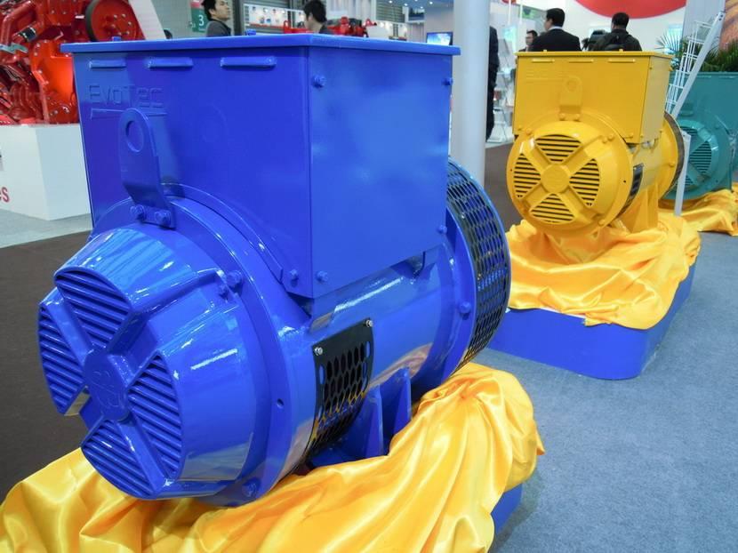 a.c synchronous generator/alternator 920KW