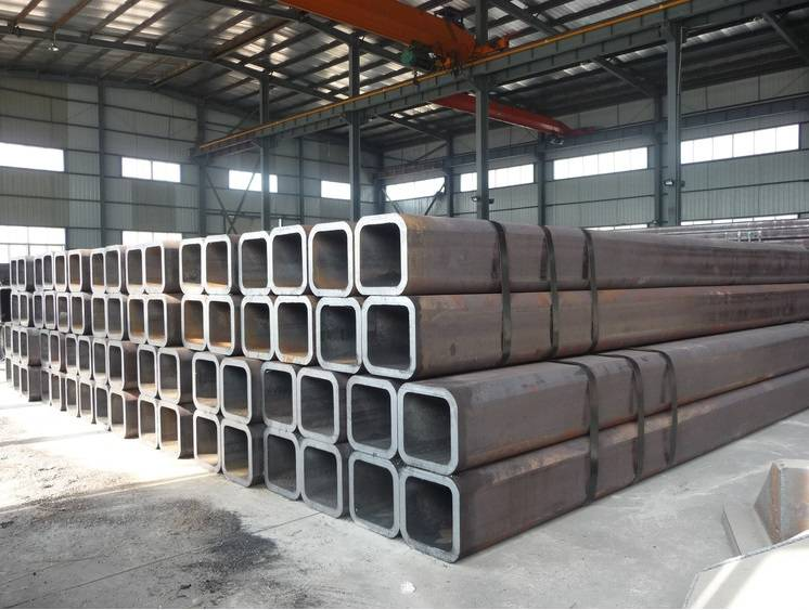 Steel Square Tubing for Railway Constructions