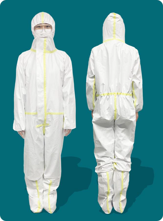 Disposible Medical Protective Clothing,Coverall