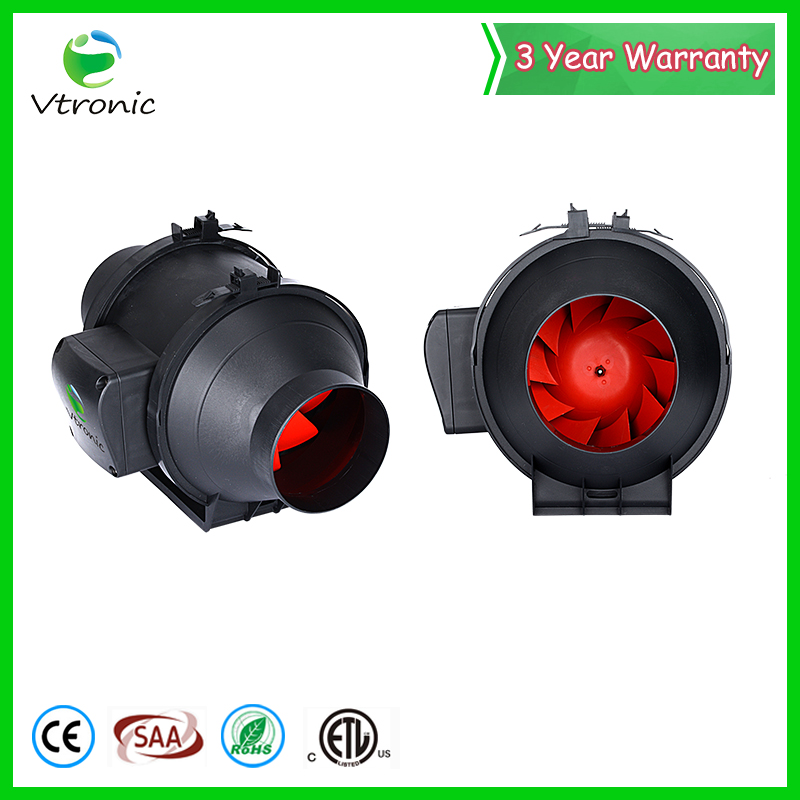 high temperature axial flow fan/ ventilation fan inline fan/ in line duct fan