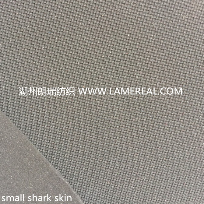 small shark skin neoprene rubber sbr cr embossing sheet for slide-proof non-slip micro shark skin