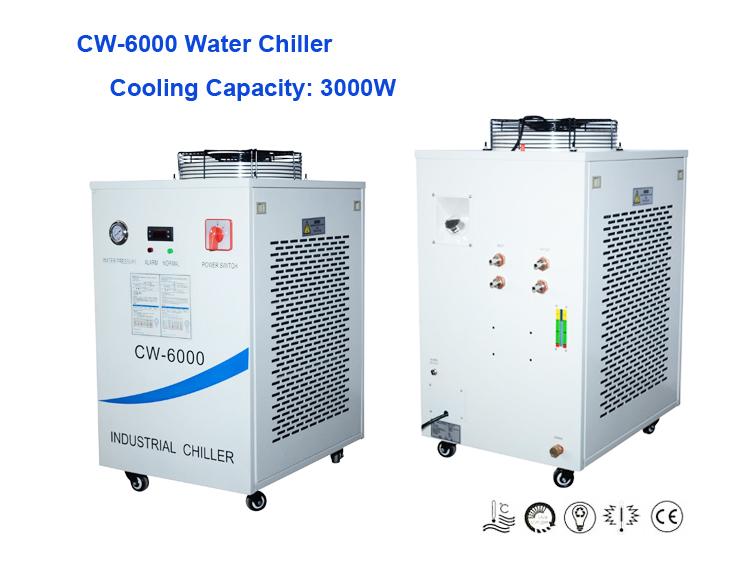 CW6000 CNC Chiller