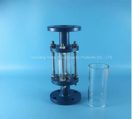well polished optical glass tube
