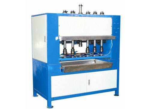 Filter Tapping Machine