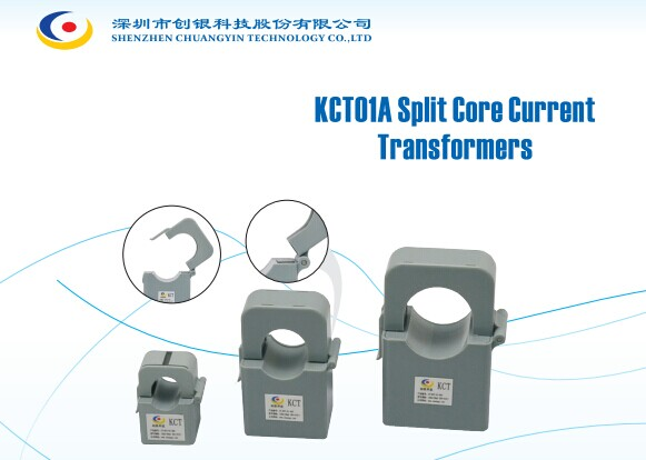 CY-KCT01B(50-300A) Split Core Current Transformers