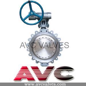 AVC Lug Butterfly Valve