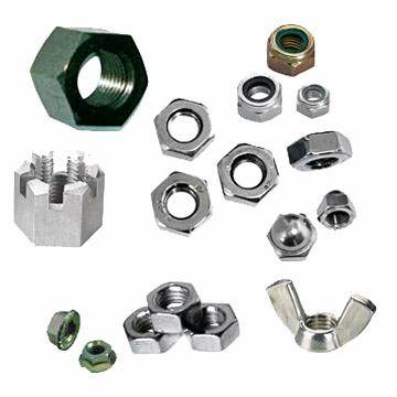 Hex Nut,Nylon Lock Nut,Spring Nut