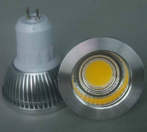 3W/5W/7W GU10 LED spotlight