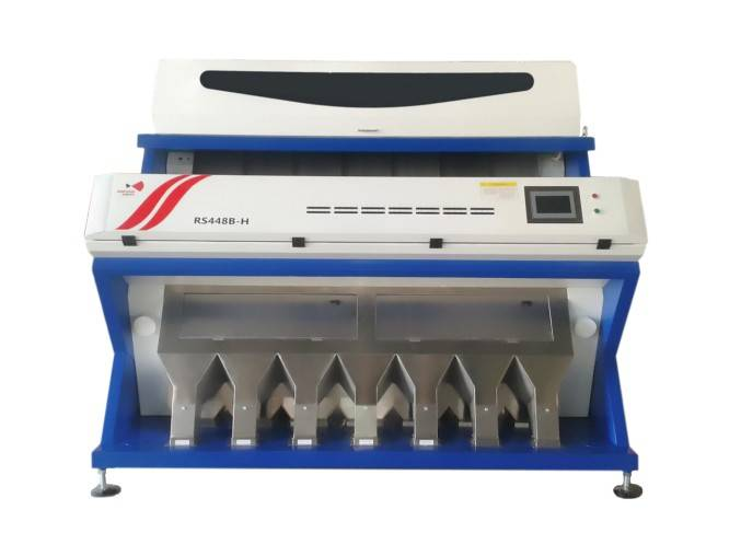 RS High End CCD Color Sorter