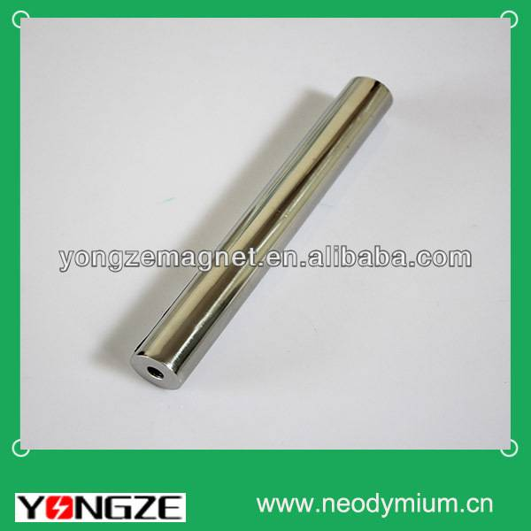 Neodymium Round Magnetic Bar