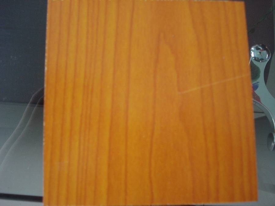 HPL faced plywood