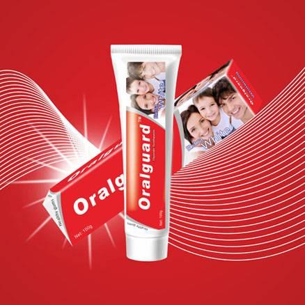 Oralguard Extra whitenig toothpaste