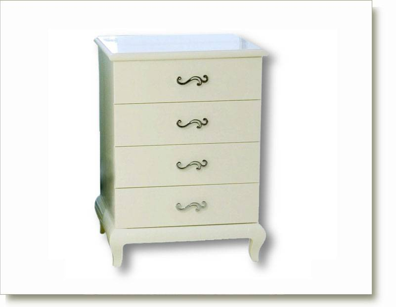 Chest of Drawers (four drawers)(LA006-4)