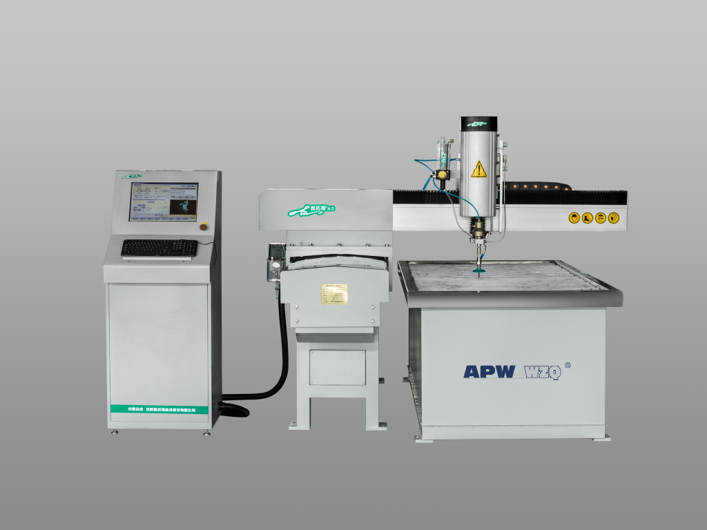 waterjet cutting machine for aluminum cutting