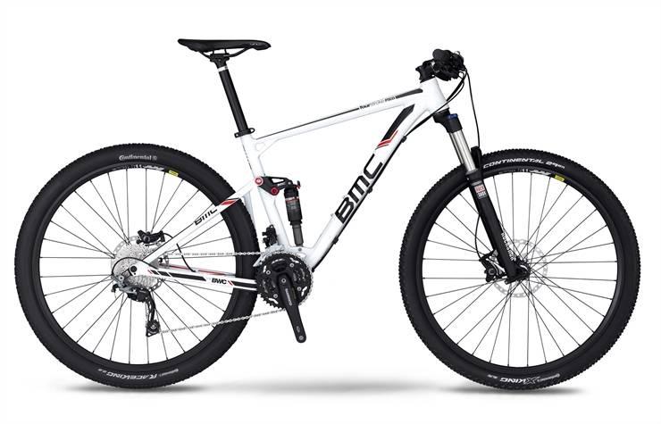 BMC FourStroke FS03 29 Deore Mountain Bike 2014