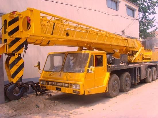 Used Truck Crane TADANO 55TON TG-550E