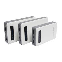Quickly Charging external battery power banks with 7800mAh