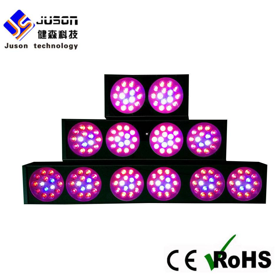 Hot sale led grow light with 60 /90/120 degree lens available PF-3X-90W-360W