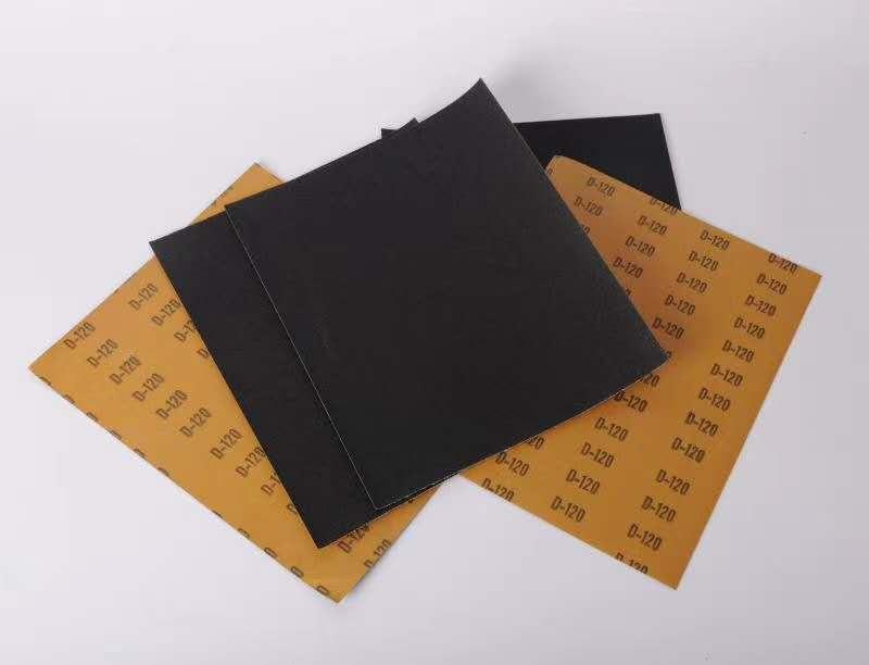China 280mm waterproof silicon carbide sandper sheet
