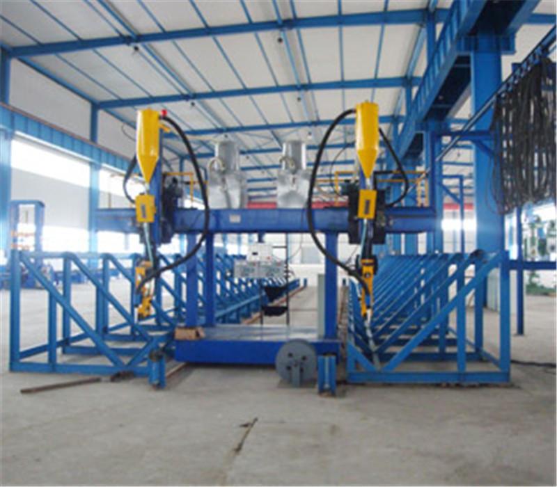 H-Beam Automatic Welding Machinewelding machine for sell