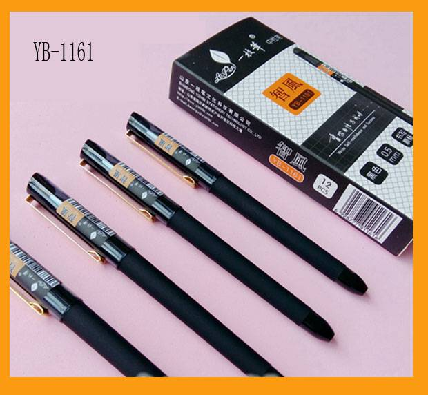 Factory price office gel ink pen