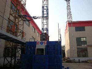SC Series Construction Elevator (SCD200, SC200)