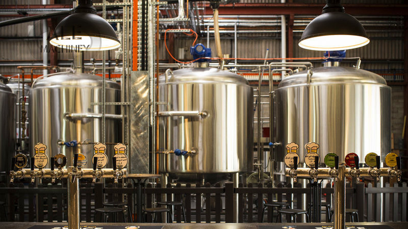 20bbl Stainless Steel Micro Brewery Beer Brewing Equipment