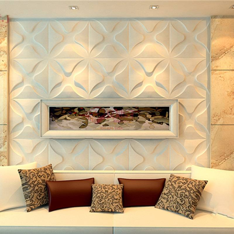 Archiboard 3D wall interior design easy diy wall covering panels for office